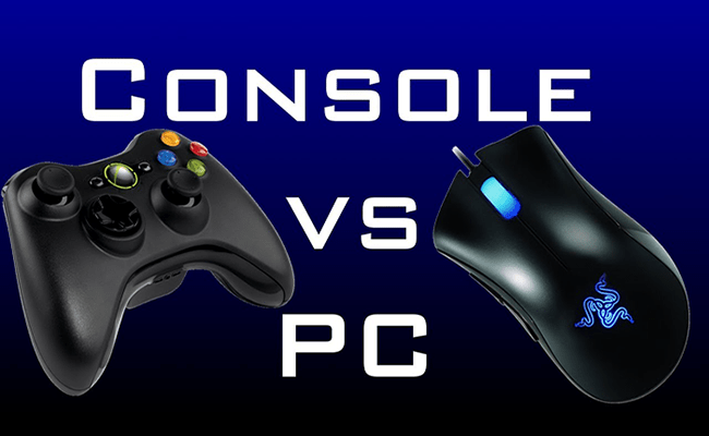 PC vs Console Gaming
