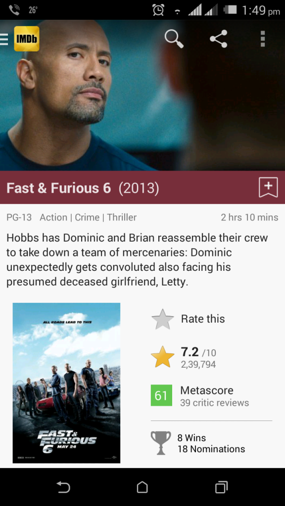 2-Fast & Furious 6