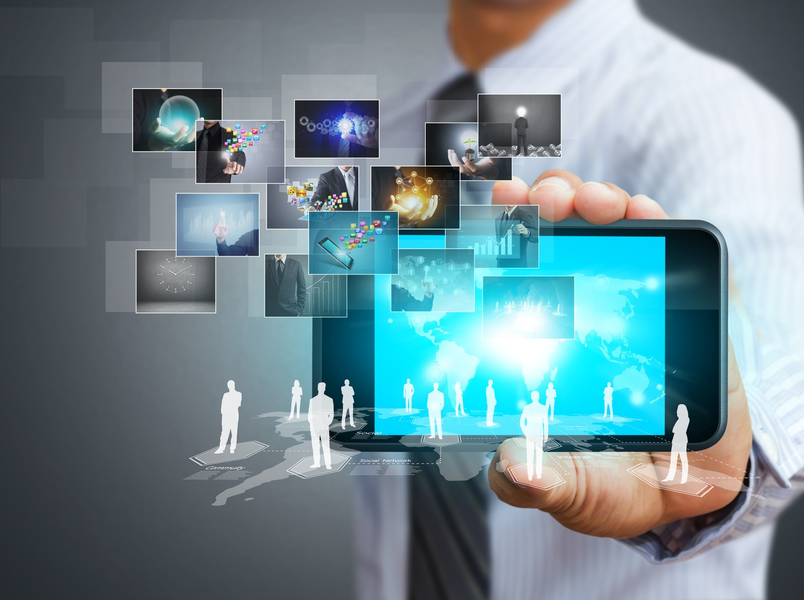 Enterprise Mobility to Revolutionize Brands and Businesses