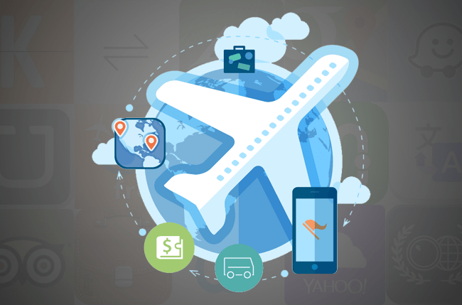 Impact of Mobile apps on Travel and Touring Industry