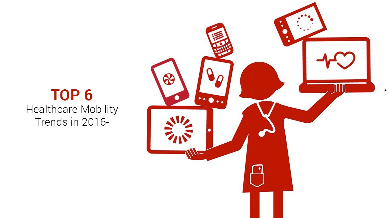 Top 6 Healthcare Mobility Trends in 2016- Part2