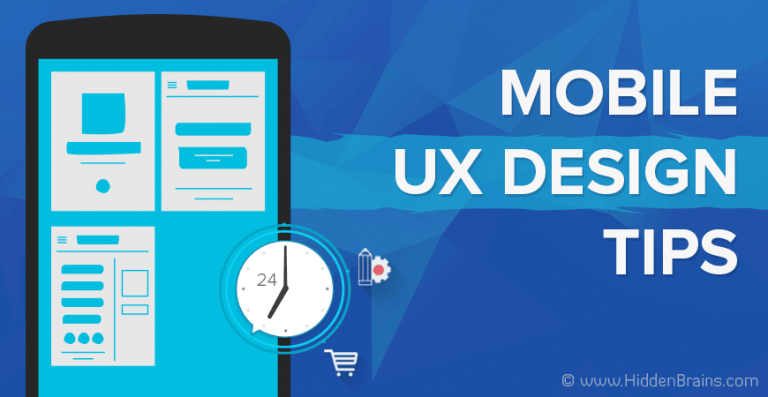 Tips on Mobile UX Design to Create User-centric  Apps
