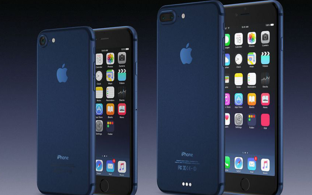 What's the difference between: Apple iPhone 7 & iPhone 7 Plus?
