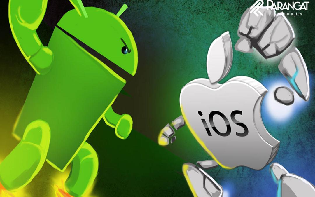 Why iOS Apps Earn Higher Revenues As Compared To Android Apps from App Marketplaces?