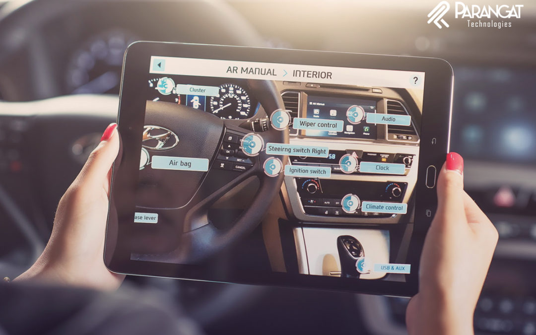 How mobile apps are changing Automotive Industry?