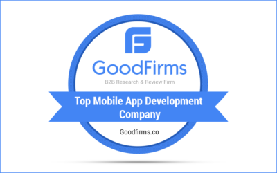 GoodFirms Ranks Parangat Technologies as the Top Mobile App Development Company