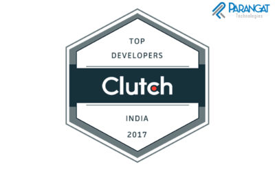 Parangat Technologies Named a Top App Development Company by Clutch!
