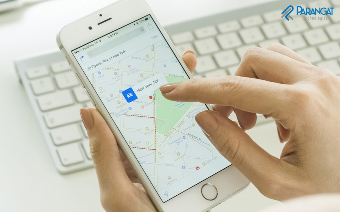 Google Maps is here with a new look, thus making it easier to find your points of interest