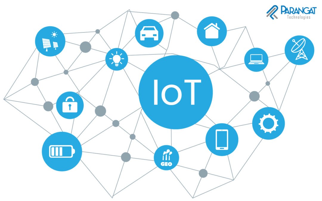 How IoT and related technologies are leveraging blockchain to address inherent challenges