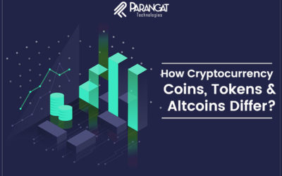 How Cryptocurrency Coins, Tokens and Altcoins Differ