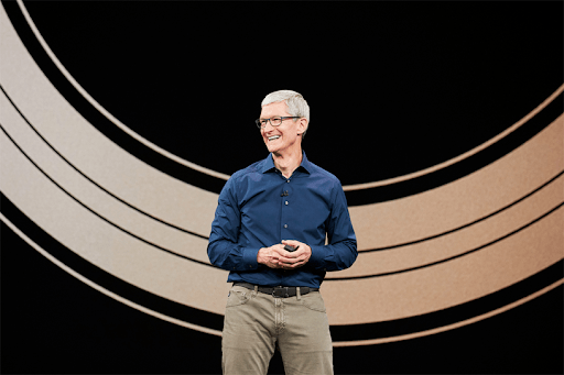 Tim cook launching new mac book - Parangat