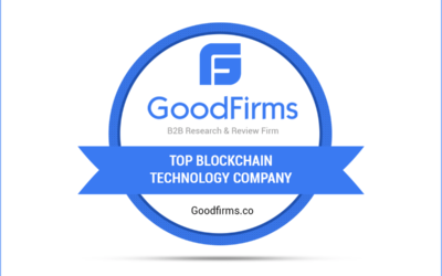 GoodFirms Acknowledged Parangat Technologies Among Top Blockchain Technology Companies