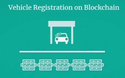 Vehicle Registration on Blockchain
