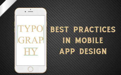 Typography Best Practices in Mobile App Design