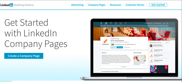 LinkedIn Homepage Overview - Parangat