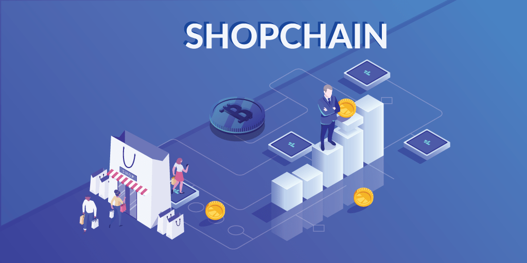 First E-Commerce Platform on the Blockchain