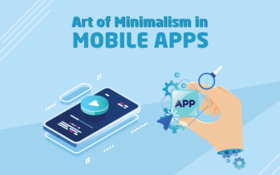 Art of Minimalism in Mobile Apps