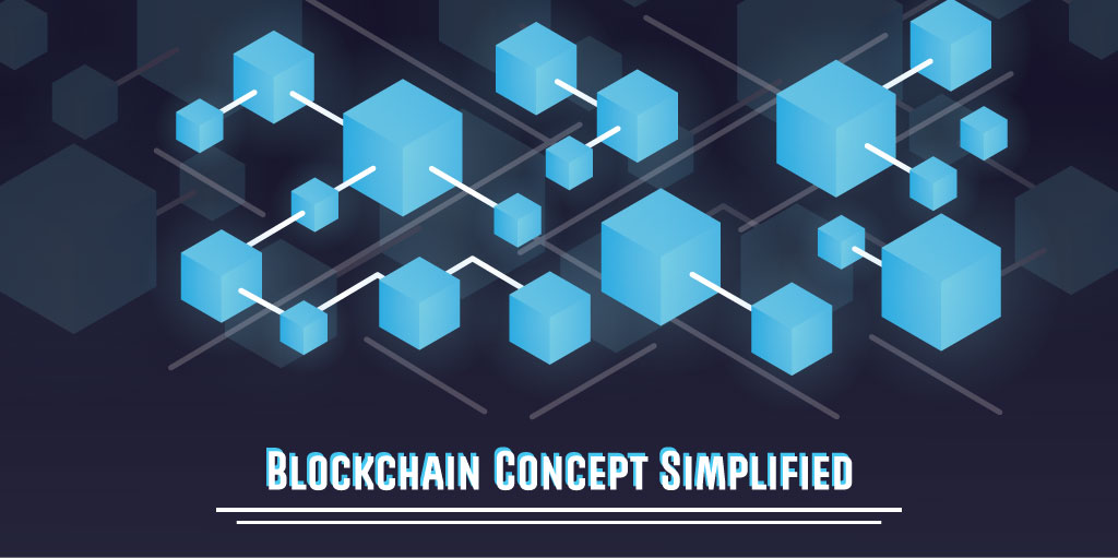 Blockchain Concept Simplified