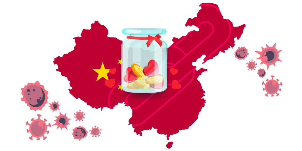 Blockchain against Coronavirus: China seeks Redemption