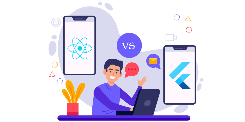 React Native vs. Flutter: What to choose in 2020