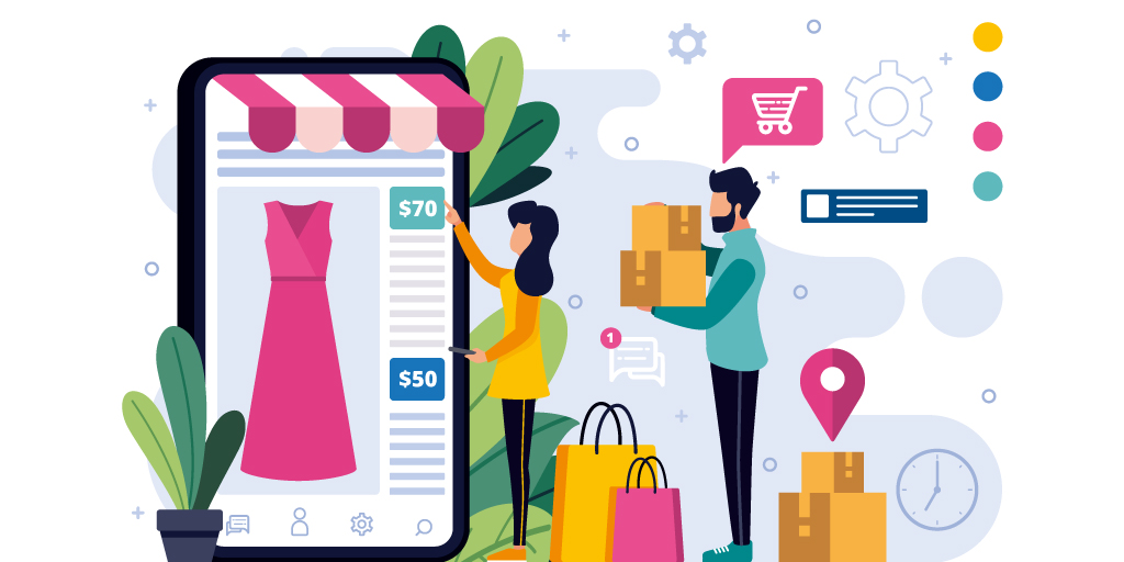 What is m-commerce? Advantages, Disadvantages, and must-have features.